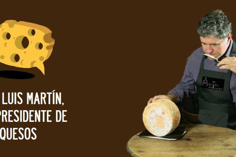 Seguimos creciendo: José Luis Martín, Vicepresidente de #QdeQuesos