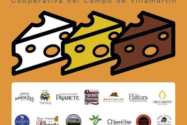 #QUESIERRA 1ª Feria de Productores de Quesos de la Sierra de Cádiz