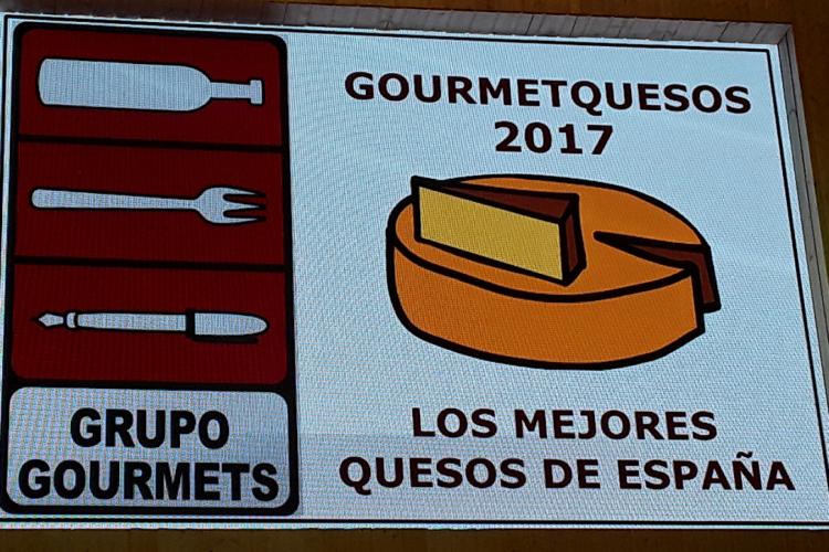 Gran éxito del Campeonato de Los Mejores #Quesos de España 2017 #GourmetQuesos