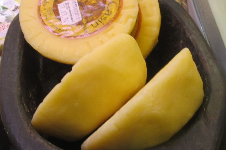 QUESO CASÍN, uno de los quesos más antiguos de España