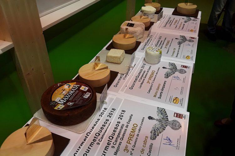 Nuevo éxito del 9º Campeonato de Los Mejores #Quesos de España 2018 #GourmetQuesos