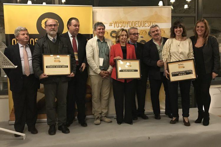 Segunda Edición de los Premios QDEQUESOS