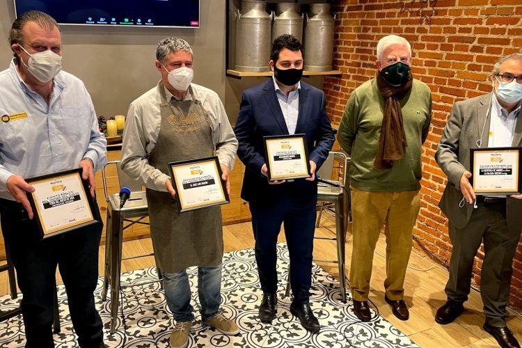 Entregados los premios QDEQUESOS en su cuarta edición